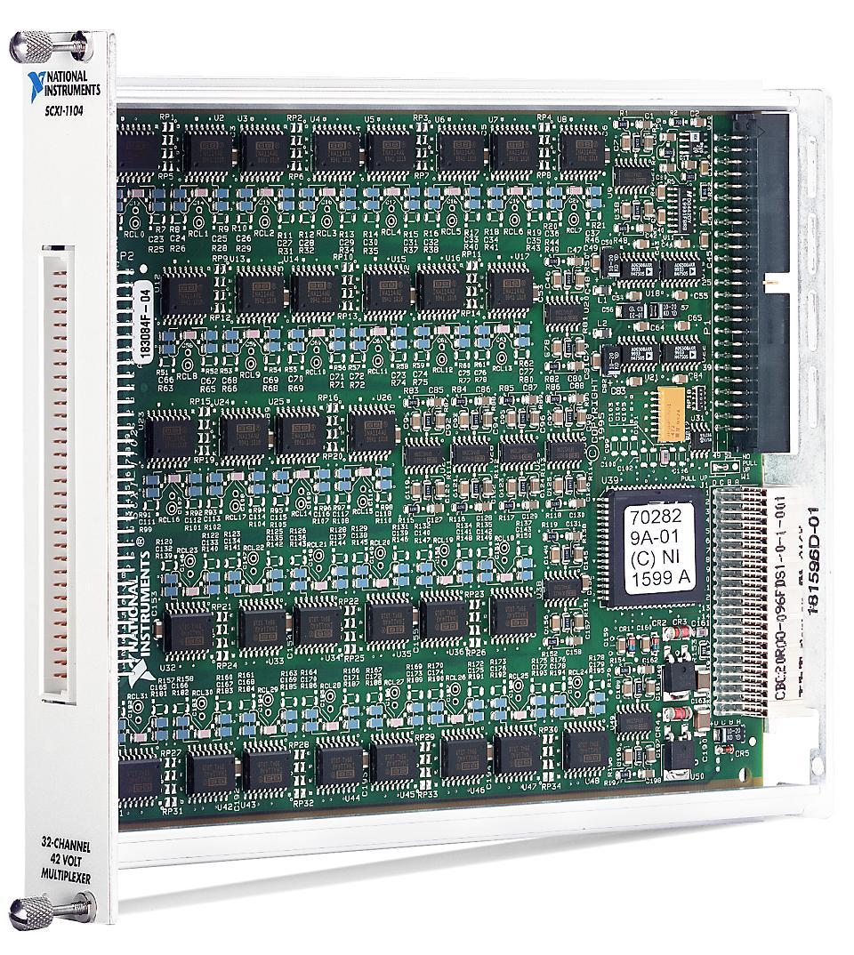 SCXI-1104C