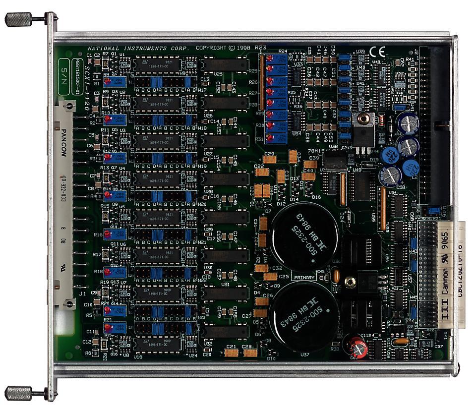 SCXI-1120