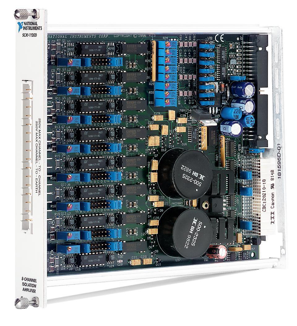 SCXI-1120D