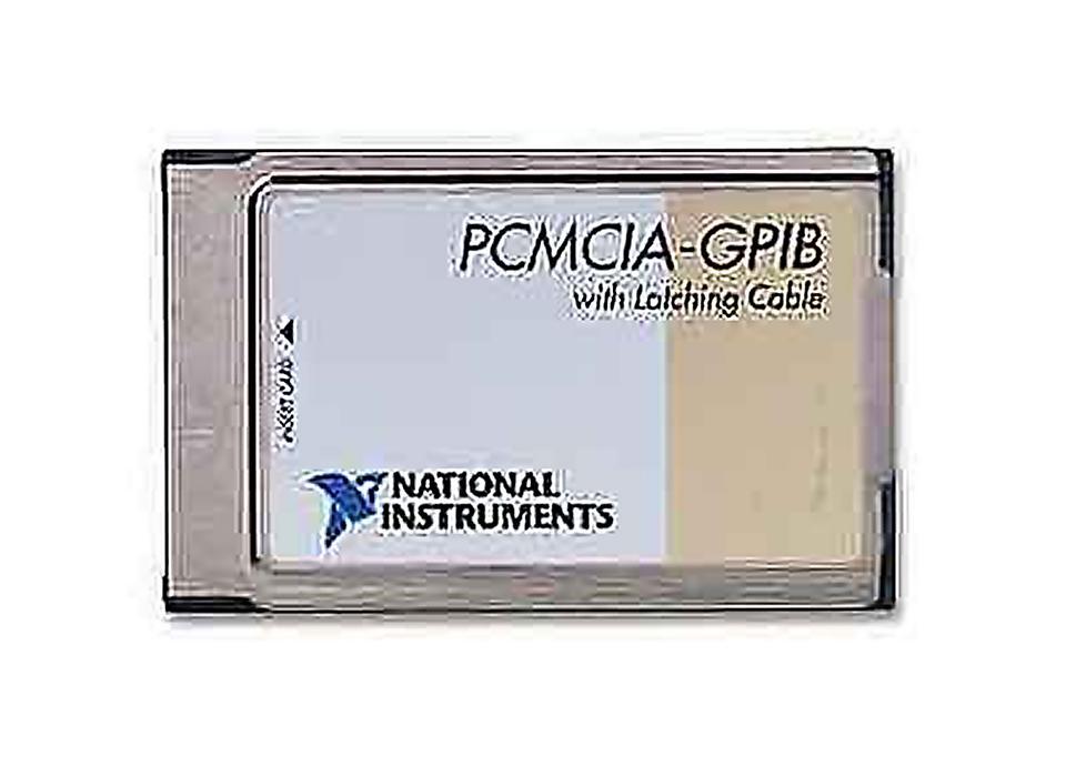 PCMCIA-GPIB