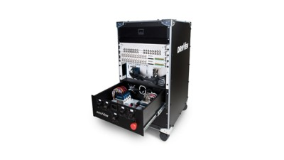 The NI Powertrain Controls systems incorporate the LabVIEW reconfigurable I/O (RIO) architecture.