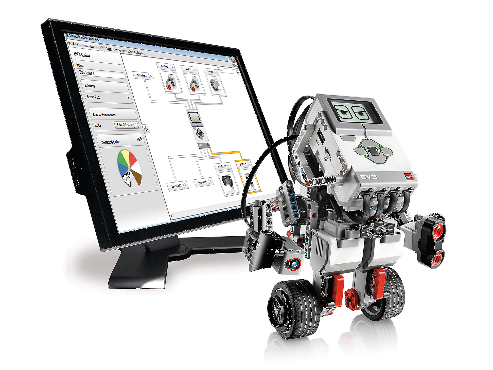 Labview Software Now Fully Compatible With Lego Mindstorms Ev3