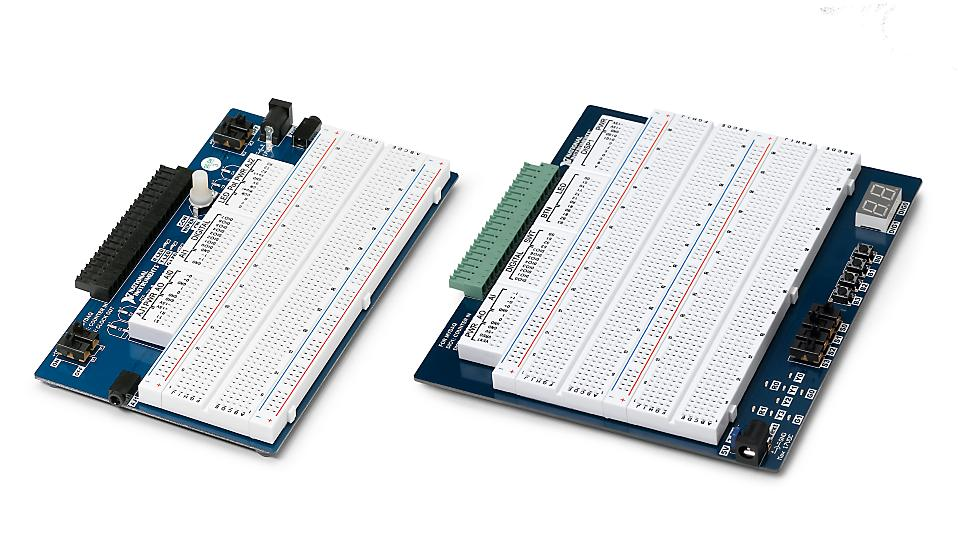 myDAQ Circuits and Electronics Protoboard