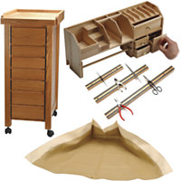 Drawers & Accessories for Jewelers Workbenches