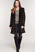 Women's Krista Shearling Sheepskin Coat