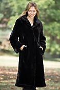 Women's Delray Sheared Beaver Fur Coat