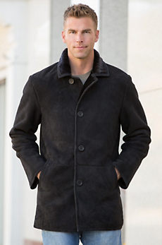 Eddy Shearling Sheepskin Coat