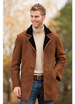 Men's Eddy Shearling Sheepskin Coat