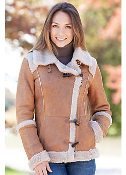 Camarilla Shearling Sheepskin Jacket