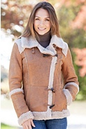 Women's Camarilla Shearling Sheepskin Jacket