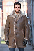 Jerome Toscana Sheepskin Coat (Big)
