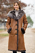 Renata Toscana Sheepskin Coat