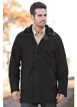 Men's Grant Shearling Sheepskin Coat
