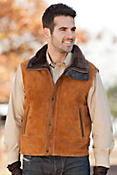 Men's Ridgely Shearling Sheepskin Vest