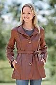 Women's Reya Lambskin Leather Jacket