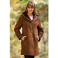 Shearling Coats for Women : Luxurious & Warm Coats for Cold Weather