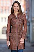 Lexington Lambskin Leather Jacket