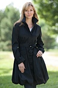 Women's Microfiber Bubble Coat