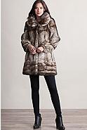 Gilda Danish Mink Fur Coat