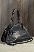 Women's Vachetta Leather Shoulder Bag