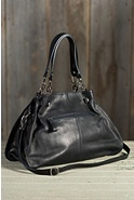 Vachetta Leather Shoulder Bag