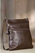 Women's Calfskin Crossbody Leather Handbag
