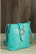 Women's Lodi Calfskin Leather Crossbody Handbag