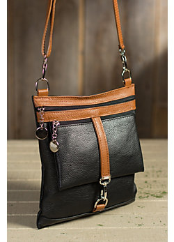 Women's Ada Calfskin Leather Crossbody Handbag
