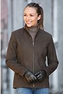 Doreen Lambskin Leather Jacket