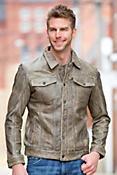 Lee Lambskin Leather Jacket