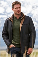 Men's Clairmont Shearling Sheepskin Jacket