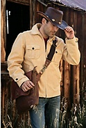 Men's Quigley Cowhide Leather Jacket