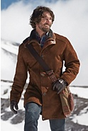 Men's McKinley Shearling Sheepskin Coat