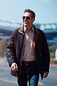 Men's Clairmont Shearling Sheepskin Jacket (Tall)