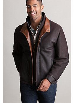 Romano Leather Jacket (Big)
