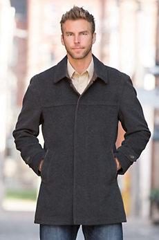 Benedict Wool & Cashmere Coat