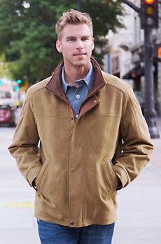 Denver English Lambskin Leather Jacket