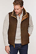 Men's Go Forth Shearling Sheepskin Vest