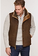 Go Forth Shearling Sheepskin Vest
