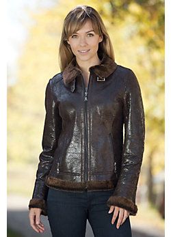Women's Mimi Shearling Sheepskin Jacket