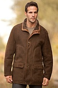 Men's Ontario Shearling Sheepskin Coat