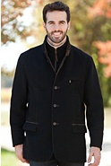 Men's Albatros Cashmere-Blend Wool Jacket (Tall)