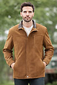 Men's Hudson Lambskin Leather Jacket