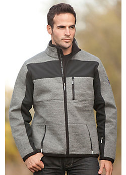Men's Mount Everest Wool Jacket