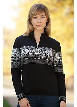 Women's Fagernes Merino Wool Sweater