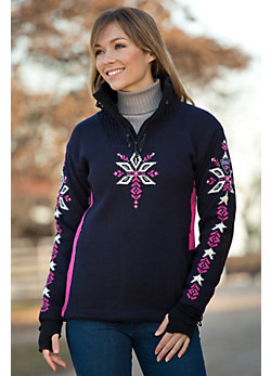 Women's Istind Norwegian Wool Sweater