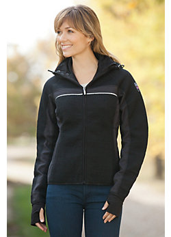Women's Totta Knitshell Wool-Blend Jacket