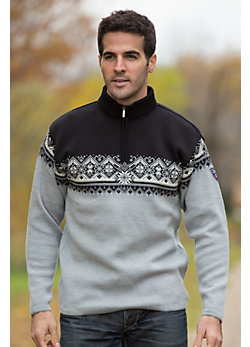Men's St. Moritz Merino Wool Sweater