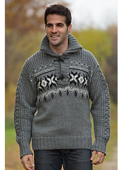 Men's Fram Norwegian Wool Sweater
