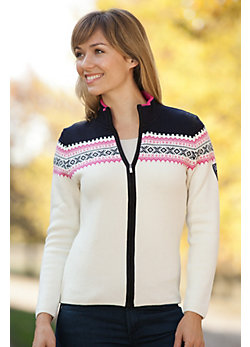 Women's Kongsvollen Merino Wool Sweater